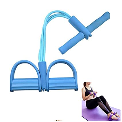 Amazon.com: Myfreed Training Bands Rope Foot Pedal Puller ...