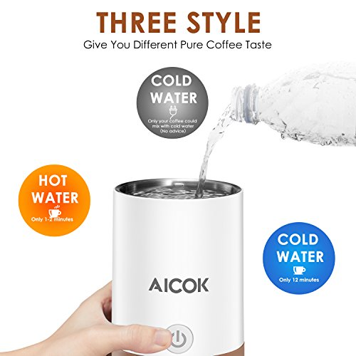 Aicok Portable Coffee Maker by AICOK (Image #5)