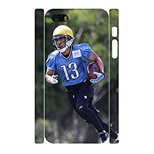 Sports Men Player Series Smooth Custom Specialized Football Player Pattern Skin for Iphone 5 5S Case
