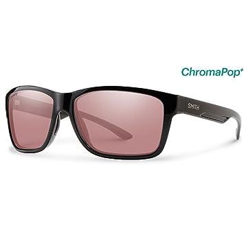 3fd000e4e4 Amazon.com  Smith Optics Men s Drake Sunglasses (Black