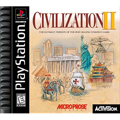 Image of Civilization II - PlayStation Games