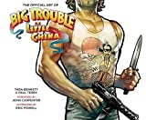 img - for The Art Of Big Trouble In Little China book / textbook / text book