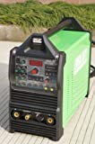 2015 Everlast PowerTig 250EX AC DC TIG STICK Pulse welder 220 Volt Inverter-Based AC DC