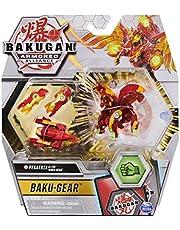 Bakugan Ultra, Transforming Baku-Gear, Armored Alliance 3-inch Tall Collectible Action Figure