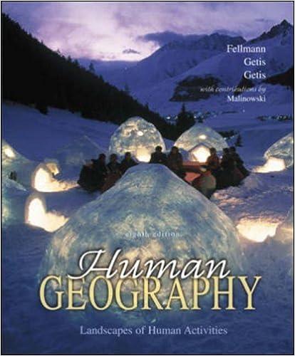 Beste Bücher kostenlos herunterladen Human Geography w/ bind in OLC card MOBI