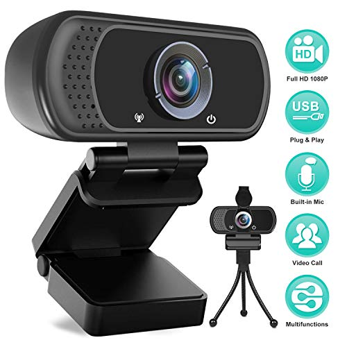 HD Webcam 1080P with