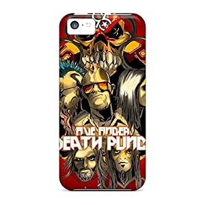 Fashionable Style Case Cover Skin For Iphone 5c- Ffdp