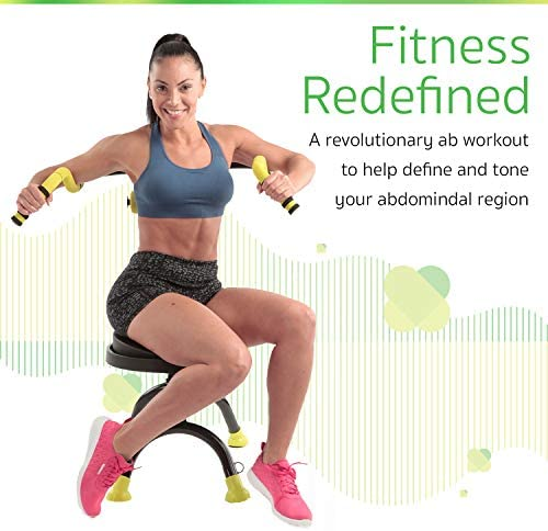 AB Doer 360 Kit, The Abs Workout Equipment for Total Core Exercise, Fat Burning, Toning and Fitness at Home 5