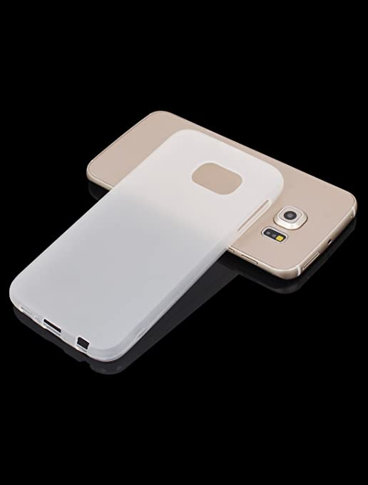 Amazon.com: eDealMax De silicona de Nuevo caso de la cubierta del Protector de la película protectora w limpiaparabrisas Para S6 / G925: Electronics