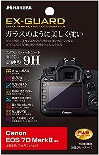 HAKUBA EX-GUARD デジタルカメラ液晶保護フィルム ガラスのように美しく強い Canon専用