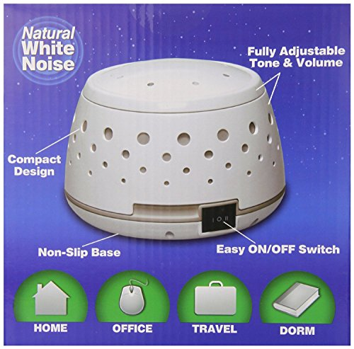 Sleep Easy Sound Conditioner, White Noise Machine by Sleep Easy (Image #3)