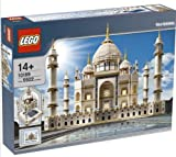 LEGO Sculptures 10189 Taj Mahal - Brand NEW, Sealed