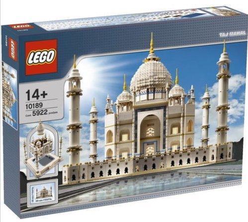Insane Gift Lego Taj mahal