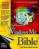 Alan Simpson's Microsoft's Windows Millennium Edition Bible, Alan Simpson and Brian Underdahl, 0764534890