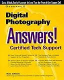 Digital Photography Answers!, Dave Johnson, 0072118849