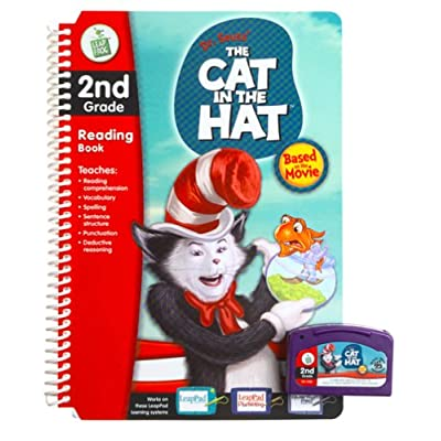 LeapPad: 2nd Grade Dr. Seuss Cat in the Hat Book: Office Products