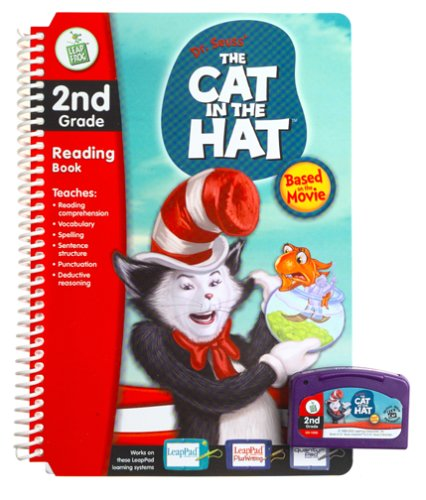 LeapPad: 2nd Grade Dr. Seuss Cat in the Hat Book