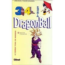 DRAGON BALL T34 - LE COMBAT FINAL DE SANGOKU