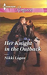 Her Knight in the Outback (Harlequin Romance Large Print)