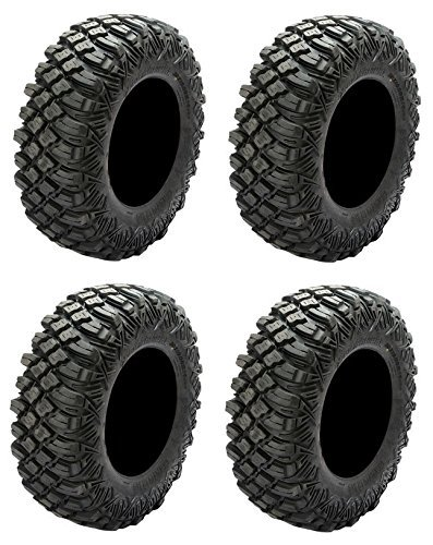 Full set of Pro Armor Crawler XG (8ply) 32x10-14 ATV Tires (4)