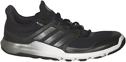 ad6365de17c97d Adidas Men s Adipure 360.3 Cross Training Core Black Iron Met White 13 D(
