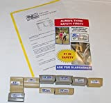 SlabGasket Expansion Joint Replacement - Free Sample Pack