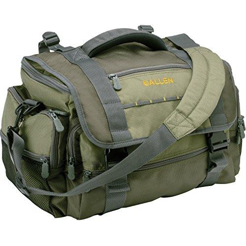 Allen Platte River Fishing Gear Bag, Olive, fly fishing gear bag (Fishing Bag)
