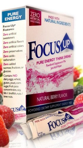 Focus Pure Energy Think Drink product image