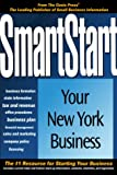 SmartStart Your New York Business, Oasis Press Staff and PSI Research Staff, 1555714145