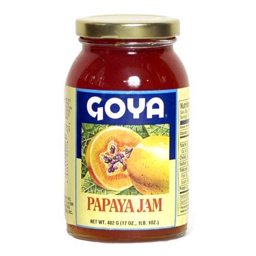 Goya Papaya Jam - 17 oz.