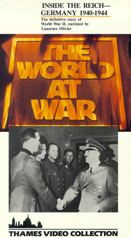 World at War:Inside the Reich/Slipsle [VHS] (The World At War Inside The Reich)