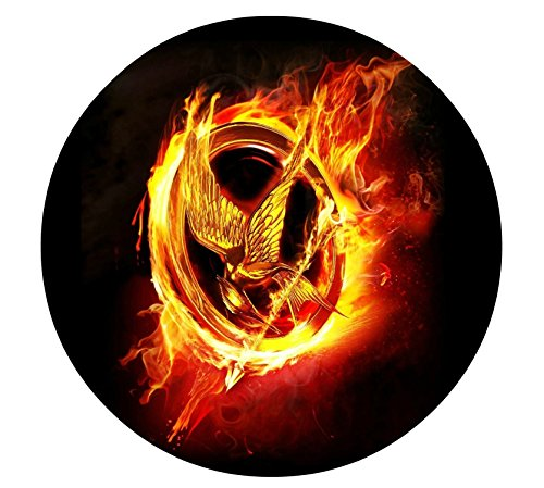 The Hunger Games Mockingjay Katniss Edible Image Photo Sugar Frosting Icing Cake Topper Sheet Birthday Party - 8