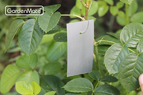 GardenMate Metal Plant Labels
