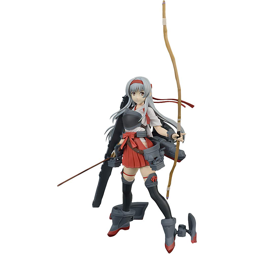 Sega Shokaku Kai Ni: ~7.9 Kantai Collection x Prize SPM Figure Statue Figurine BCC9419P3 1025743 1 Anime Themed Trading Card Bundle