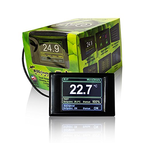 Microclimate Evo Touchscreen-Thermostat