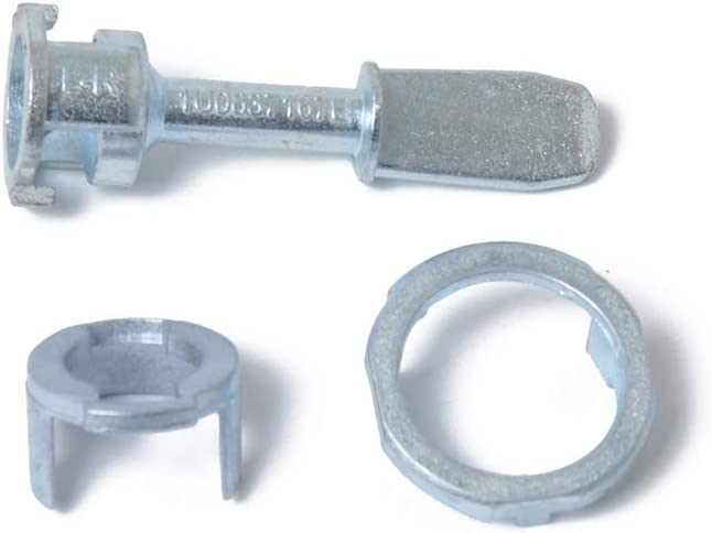 Front Left//Right Car Door Lock Cylinder Repair Kit 1U0837167E for VW Jetta Bora