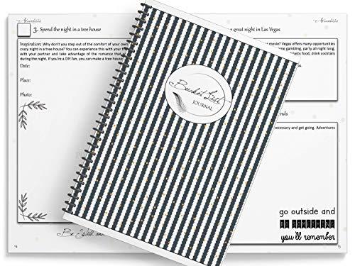 BucketList: Bullet Journal Planner - Gift Young Adult,