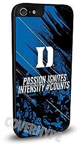 Duke Blue Devils Cell Phone Hard Plastic Case for iphone 5c