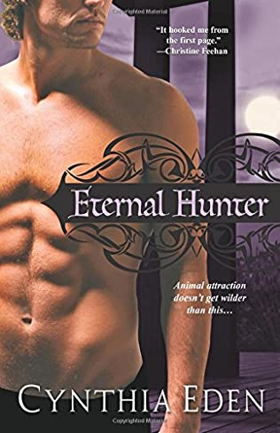 book cover of Eternal Hunter