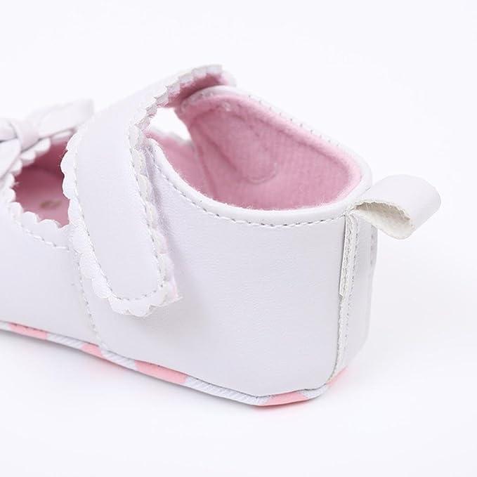 Chaussures de b/éb/é Filles Gar/çon Chaussures /à Semelle Souple Antid/érapant Chaussures de Sport Bow Chaussures 2018 LUCKYCAT Sandales d/ét/é B/éb/é