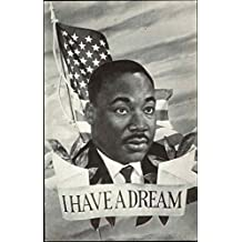 I Have a Dream Political Original Vintage Postcard