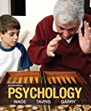 Psychology, Carole Wade and Carol Tavris, 0205949592