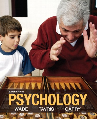 Psychology Plus NEW MyPsychLab with eText -- Access Card Package (11th Edition)