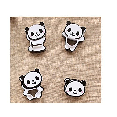 4 Cute Panda Kawaii Animal Cookie Cutter DIY Kitchen Cooking Cake Mold
