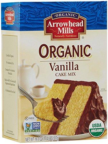 arrowhead mills vanilla cake mix - 2