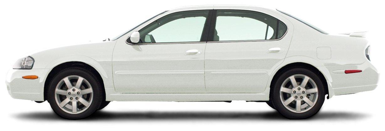 Amazing 2003 Nissan Maxima GLE, 4 Door Sedan Automatic Transmission ...