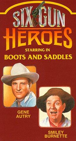 Boots & Saddles [VHS] (Saddle Martin C)