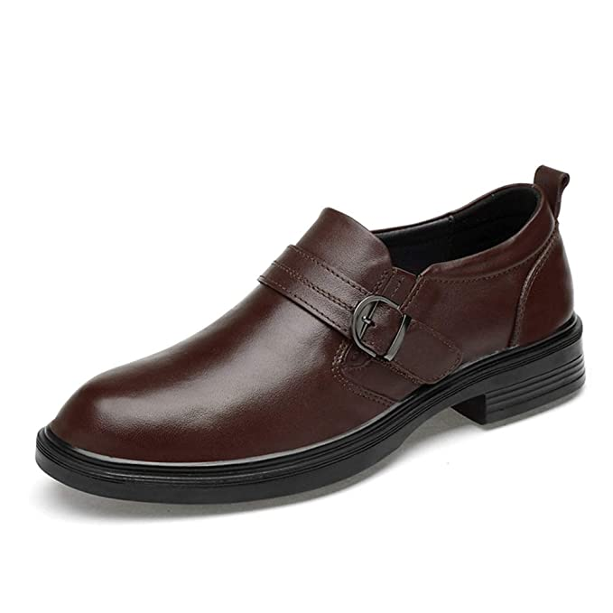 Mode Schuhe, Freizeitschuhe Herren Oxford Schuhe brüniert