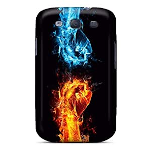 DrawsBriscoe Samsung Galaxy S3 Great Hard Cell-phone Cases Provide Private Custom High Resolution Green Day Skin [ybi6879XhPt]