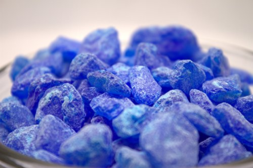 Copper Sulfate Crystals-50Lb Bag-EPA (LARGE CRYSTALS) by Earthworks Health LLC